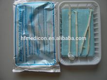 High quality disposable medical dental kit
