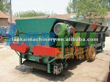 LK800IIB high performance electric tree peeler machine/tree peeling machine