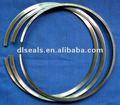 anneau de piston en métal de pièce d'auto