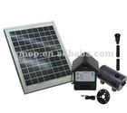 solar water pump system for pond