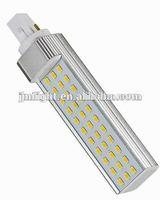 CE ROHS LVD EMC 10W 950LM G24 PLC led lamp 5630 SMD