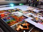 Latest canvas,flex,poster,banner,pvc vinyl uv inkjet flatbed printer