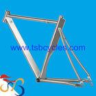 TSB-T1001 high quality titanium 700C triathlon bike frame