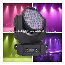 91X3W moving head zoom led disco light