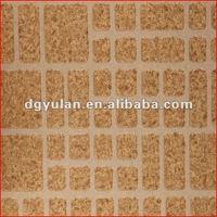 Mosaic Design Fire-retardant Non-woven Vinyl Wallcoveing Waterproof Wallpaper for Bathrooms