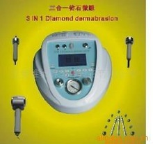 3 in 1 diamond dermabrasion beauty salon equipment LW-801