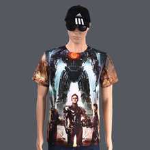 OEM Bestseller Fashion Sublimation Tshirt