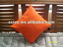 100% cotton canvas cushion