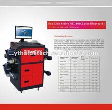 **HC3800 electronic wheel alignment equipment