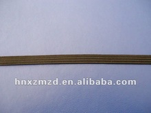 wholesale 0.8cm black elastic band