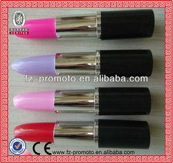 2015 new fashion lipstick ballpoint pen Lady Fashion Unique Lipstick Pen For Souvenir promotional lipstick pen
