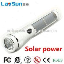 Solar led aluminum alloy flashlight&torch hummingbird solar garden lights with CE ROHS UL certificate zhejiang manufacture