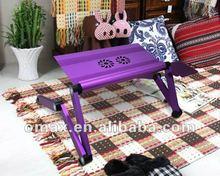 ergonomic laptop table for sofa