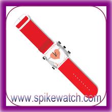 Mix color dial,stamp shaped case, japan movt quartz watch price