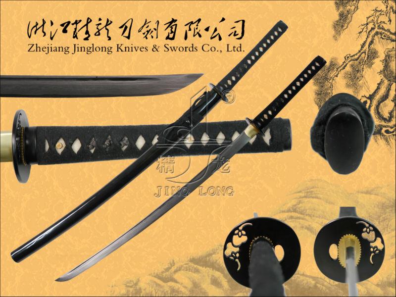 Damascus Steel Katana Sword Sword With Damascus Steel