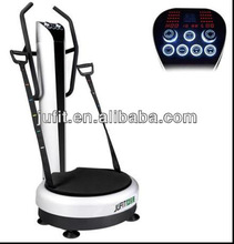 double function vibration plate/Vmax 2 motors Vibrator/body vibrating fitness(JFF015CV)