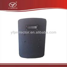 PE Bulletproof Shield/Ballistic Shield With View Window