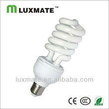 23W E27 T4 half Spiral energi save light and lamp energi save