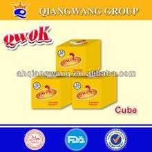 10 g * 60 pcs * 24 caixas QWOK frango BOUILLON cubo frango cubo