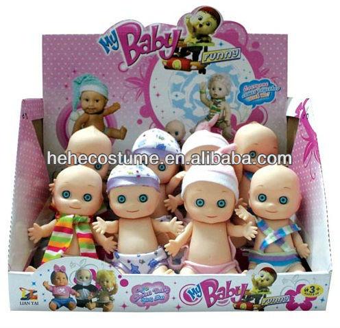 """7"""" silicone poupée reborn bébé pas cher"""