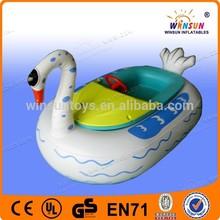Hot sales children water bumper boats