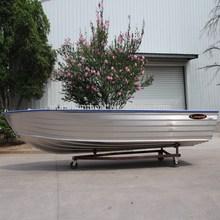 V Bottom Aluminum boat - 400 Laker Fishing/Useful/Deep V