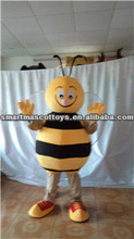 NEW HOT adult bee costumes bee mascot costume costumes bee