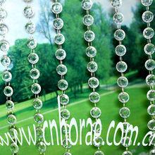 party crystal acrylic beads curtain,beaded curtain
