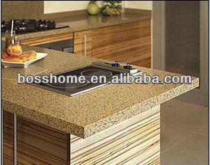 Artificial Stone Kitchen Quartz Countertops Lowes Kitchen Countertop ...