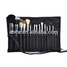 2013 superior best seller designer makeup brush sets 16pcscosmetic Brush Set,Synthetic,Nylon,Goat,Pony Hair,Factory Outlet