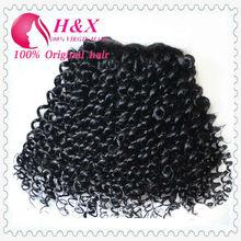 Kinky curly- BETTER!!! Most popular 100% vrigin brazilian kinky curly weaves