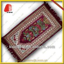 2014 Polyester Muslim Prayer Carpet / Pray Rugs / Prayer Mats ILYM-117