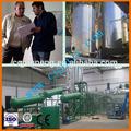 jnc تشونغتشينغ النفايات تستخدم زيت المحرك تدوير آلة لزيت الوقود