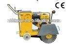 Gasoline engine asphalt concrete cutting machinery concrete road milling cutters