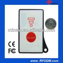 coin battery wireless SOS button