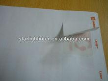 art paper label