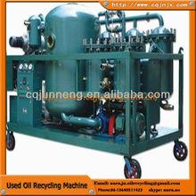 Multi-Function Transformer Oil Vacuum Oil Filter Oil Filtration Machine Apparatus