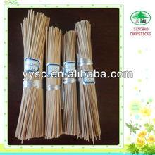 Bamboo Raw Materials Incense Stick