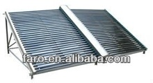 2013 high pressure heat pipe solar panel & solar cooker