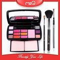 Msq 15 cores de maquiagem à prova d'água multi colorido paleta sombra