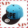 High quality customized 3D puff embroidery snapback custom hats