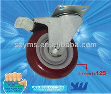 Heavy Duty Swivel Caster Wheel for sale JY-503