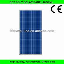New energy 300w poly pv solar panel