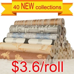 August 2014 New collection home decoration wallpaper