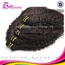 Super quality human hair extension bobbi boss hair extension 100%