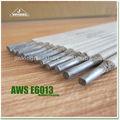 De acero al carbono de electrodos de soldadura aws e6013/mejor arco varillas de soldadura