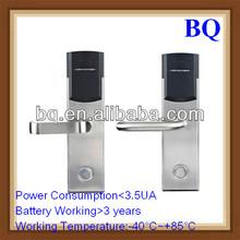 K-3000C3B Elegant Ultra Low Power Consumption and Low Temperature Working Waterproof Hotel Locks