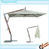 New Products 2014 Wooden Outdoor Garden Umbrella