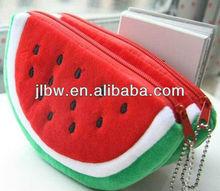 Watermelon shapes, handbags, coin wallet coin