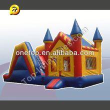 inflatable sport slide toboggan slide